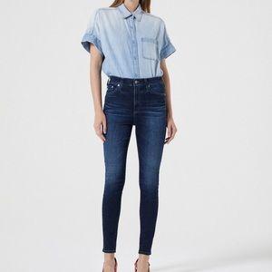 AG Jeans Mila Ankle Jean